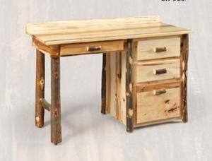 Amish Rustic Student Desk