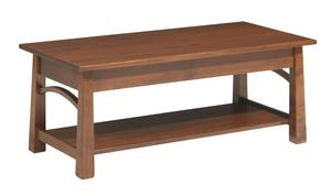 Amish Madison Coffee Table