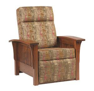 Amish Mission Recliner Chair