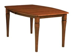 Amish Huntington Dining Room Leg Table