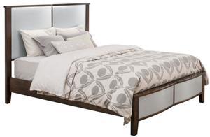 Logan View Bed by Keystone