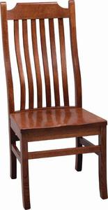 Amish Bunker Hill Mission Dining Chair