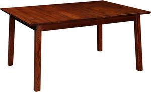 Amish Spring Mill Leg Table