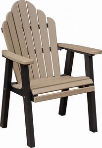 Berlin Gardens Poly Cozi-Back Dining Chair