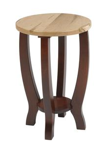 Amish Newport Contemporary Small End Table