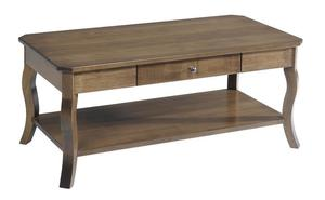 Amish Sundance French Country Coffee Table