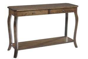 Amish Sundance French Country Narrow Entryway Table