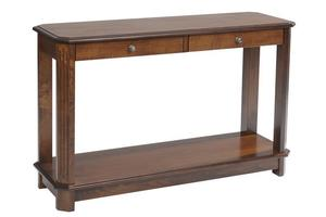 Amish Franchi Hall Table