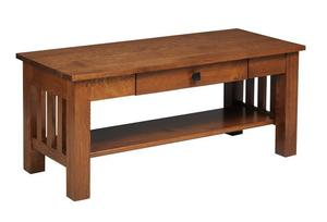 Amish South River Mission Rectangular Coffee Table