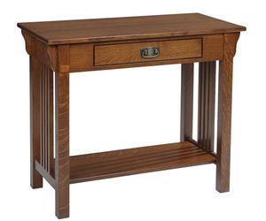 Amish Lexington Mission Sofa Table