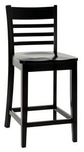 Amish Louisdale Contemporary Bar Stool