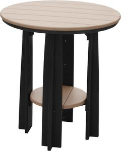 "LuxCraft 36"" Poly Balcony Table"