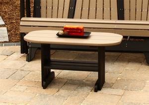 LuxCraft Poly Outdoor Coffee Table