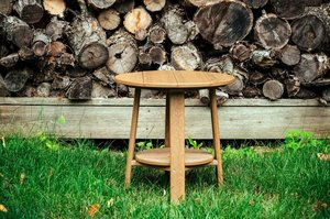 LuxCraft Deluxe Poly End Table