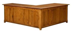 Amish Ashton L Desk