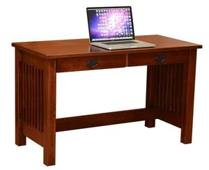 Amish Holmes Mission Small Writing Desk