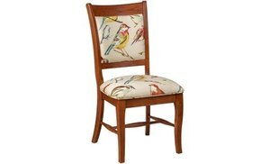 Provence Upholstered Dining Chair by Keystone