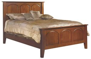 Amish Carlisle Shaker Bed