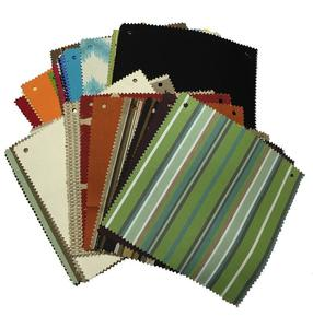 Berlin Gardens Sunbrella Fabric Samples-Note Sample Fee Refunded When Samples Returned