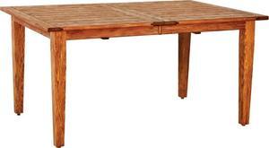 Amish Plank Top Leg Table