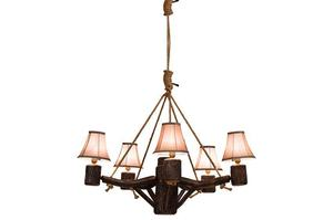 Amish Old Country Chandelier