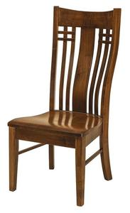 Amish Bennett Mission Chair