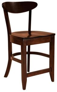 Amish Hawthorn Bar Stool