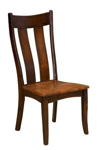 Amish Franco Dining Room Chair
