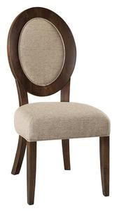 Amish Roanoke Upholstered Side Chair
