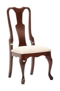 Amish Queen Anne Dining Room Chair