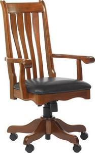Amish Hampton Desk Chair
