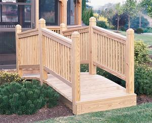 LuxCraft Wood Bridge