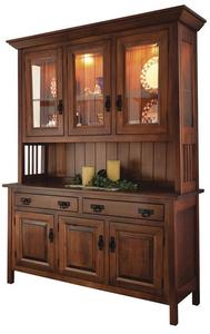 Amish Ouray Hutch