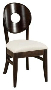 Amish Bridgeport Side Dining Chair