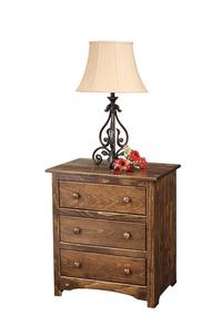 Amish Pine Shaker Night Stand