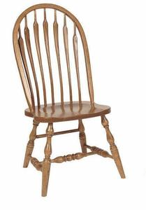 Amish Bent Arrow Windsor Dining Chair