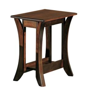 Amish Discovery End Table - Quick Ship