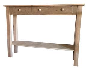 Rustic Barn Wood Sofa Table
