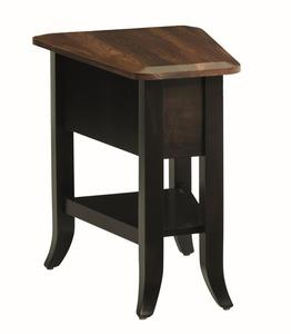 Amish Christy Wedge Table