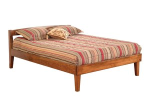 Amish Classic Shaker Platform Bed