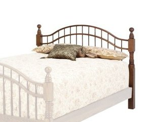 Sierra Classic Double Bow Bed - Headboard Only