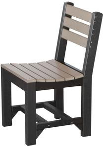 LuxCraft Poly Island Side Chair