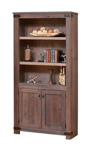 Amish Georgetown Bookcase