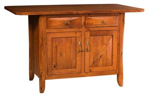 Amish Preston Kitchen Island