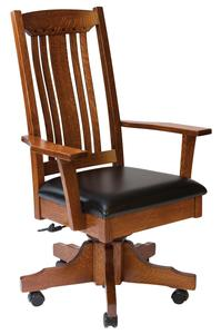 Amish Grant Desk Chair