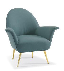 Mid Century Modern Barrett Accent Chair