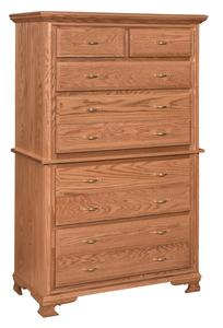 Amish Scarbough Chest of Drawers