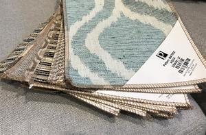 Precedent Upholstery Samples-Note Sample Fee Refunded When Samples Returned