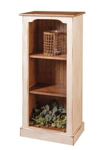 Amish Pine Narrow Bookcase