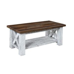 Margate Reclaimed Barn Wood Coffee Table